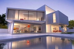 House cube B1 deconstruction